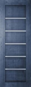 Melynai beicuotos eglines vidaus durys modern 5L