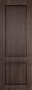 Rudai beicuotos eglinės vidaus durys modernios 2F